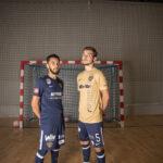 Le Nantes Métropole Futsal présente ses maillots 2021-2022