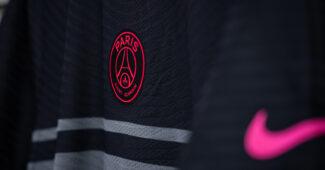 Image de l'article Du gris pour le nouveau maillot third du PSG