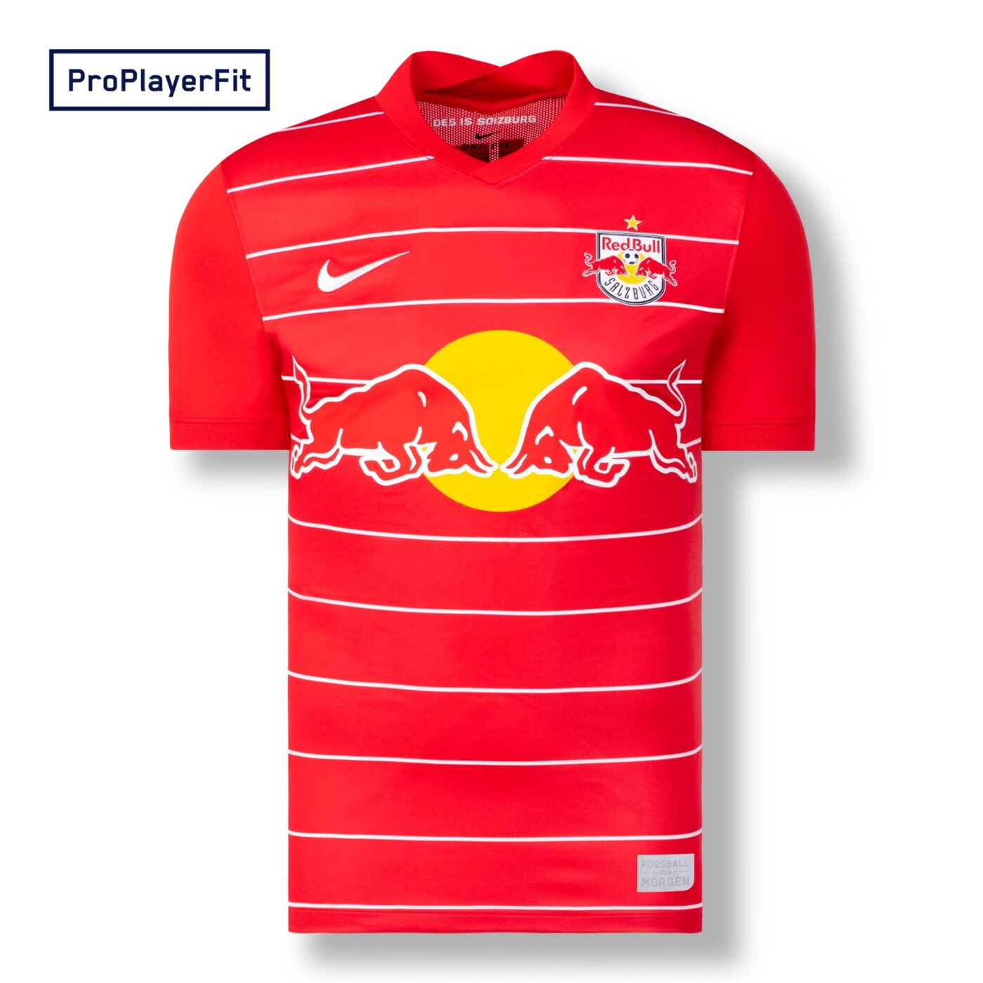 maillot rb salzbourg 2021 2022 nike