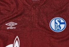 Image de l'article Avant son départ de Schalke 04, Umbro dévoile un nouveau maillot third