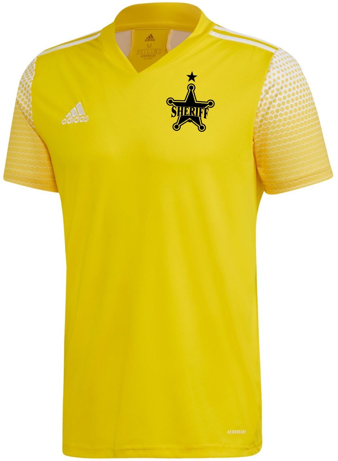 maillot sheriff tiraspol 2021 2022 extérieur adidas