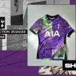 Inspiré des rues du quartier, le maillot third de Tottenham surprend