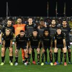 Les maillots du Venezia FC privés de logo jusqu'à la fin de la saison