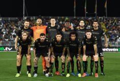 Image de l'article Les maillots du Venezia FC privés de logo jusqu'à la fin de la saison