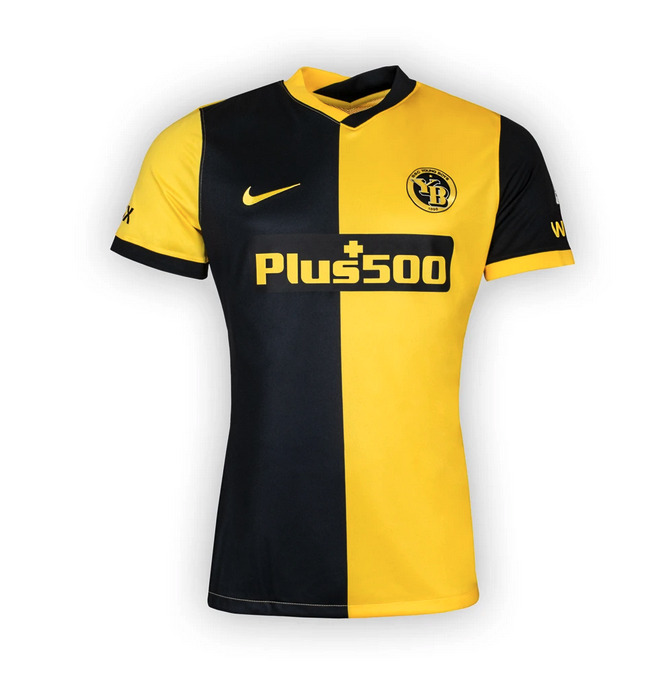 maillot young boys 2021 2022 domicile nike