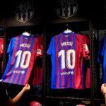 Ansu Fati récupère le numéro 10 de Lionel Messi, Ousmane Dembélé le 7 de Griezmann