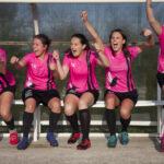Le football amateur féminin se mobilise pour Octobre rose
