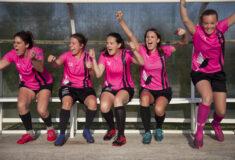 Image de l'article Le football amateur féminin se mobilise pour Octobre rose