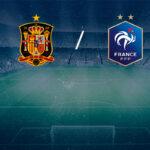 La composition de Espagne – France en crampons – Ligue des Nations