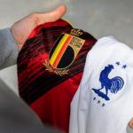 La composition de Belgique – France en crampons – Ligue des Nations