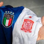 La composition de Italie – Espagne en crampons – Ligue des Nations