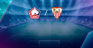 Image de l'article La composition de Lille – FC Séville en crampons