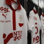Un maillot spécial pour le 120ème anniversaire d'Amiens