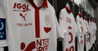 Image de l'article Un maillot spécial pour le 120ème anniversaire d'Amiens