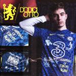 Chelsea réalise un maillot collector en hommage à la C1 gagnée la saison dernière