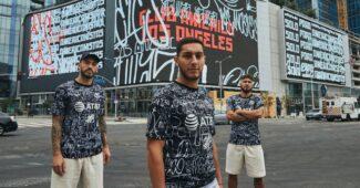 Image de l'article Un maillot en hommage à Los Angeles dévoilé par le Club America