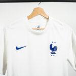 Les crampons des joueurs de l'équipe de France – Ligue des Nations – octobre 2021