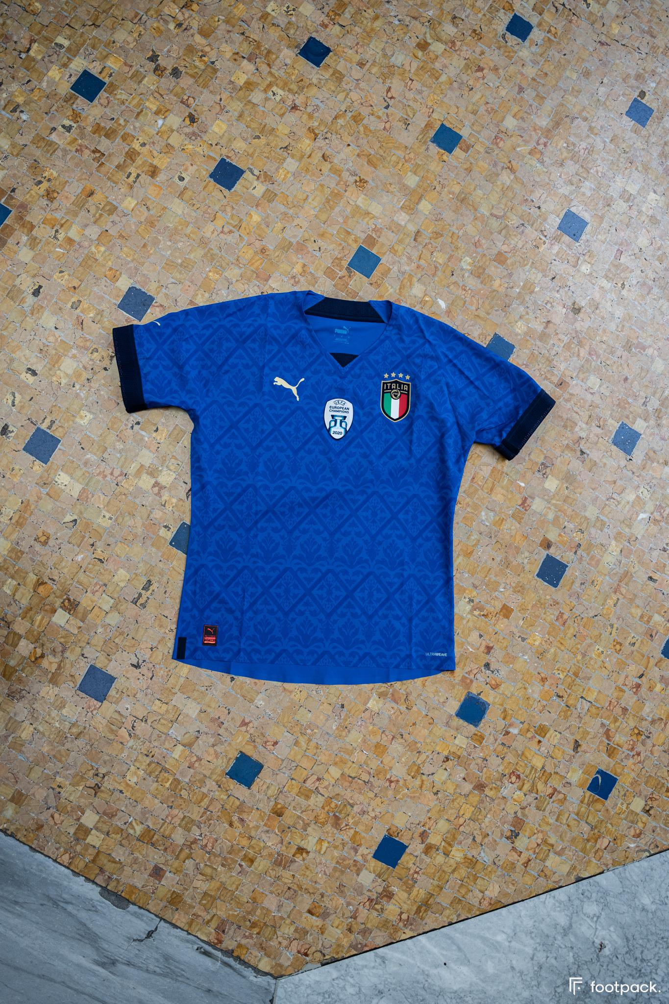 Maillot Italie ULTRAWEAVE PUMA