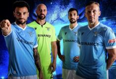 Image de l'article Un nouveau sponsor maillot pour la Lazio