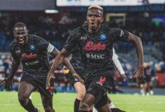 Image de l'article Le Napoli dévoile un maillot spécial Halloween