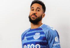 Image de l'article Un maillot pré-match en hommage aux USA pour Everton