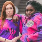 Ces clubs de foot qui ont joué avec des maillots roses
