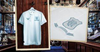 Image de l'article Le maillot des 150 ans des Glasgow Rangers dévoilé