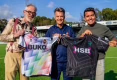 Image de l'article Deux clubs néerlandais s'affronteront avec des maillots arc-en-ciel pour soutenir la diversité
