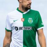 Le Sporting Portugal présente son maillot fourth en hommage à Francisco Stromp