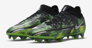 Image de l'article Un coloris vert et noir détonnant pour la Nike Phantom GT 2