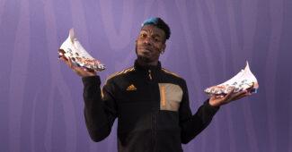 Image de l'article Une chaussure de foot 100% vegan. adidas dévoile une nouvelle Predator pour Paul Pogba