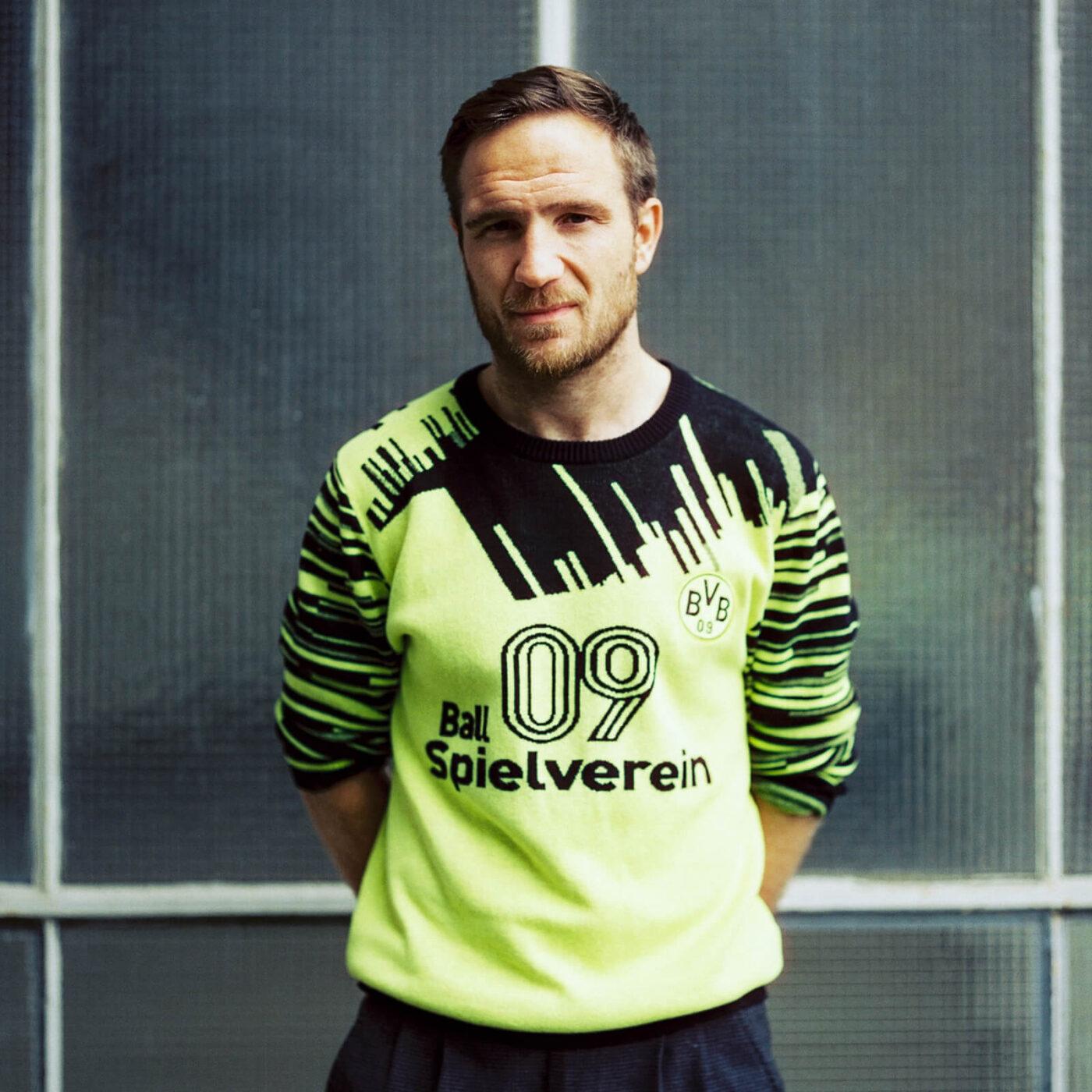 Pull Borussia Dortmund maillot 1993-1994